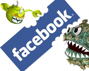 facebook vs malware